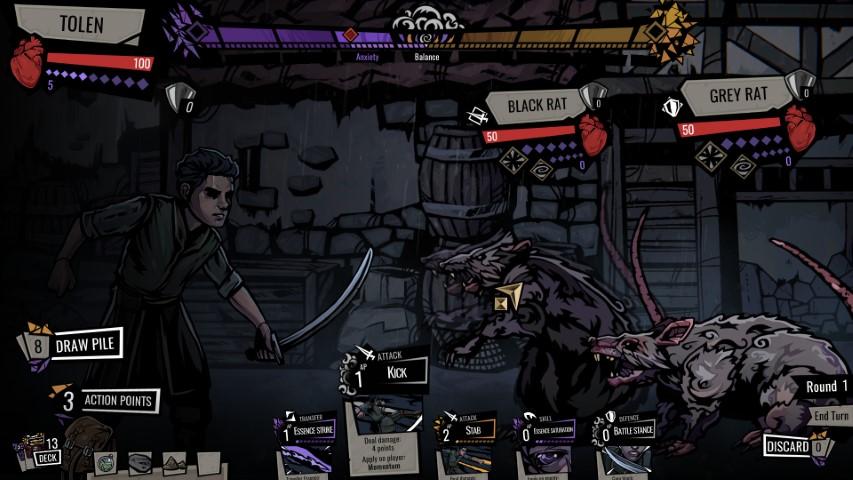 Magin, un oscuro rpg, ci prova su Kickstarter - IlVideogioco.com