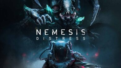 nemesis distress annuncio