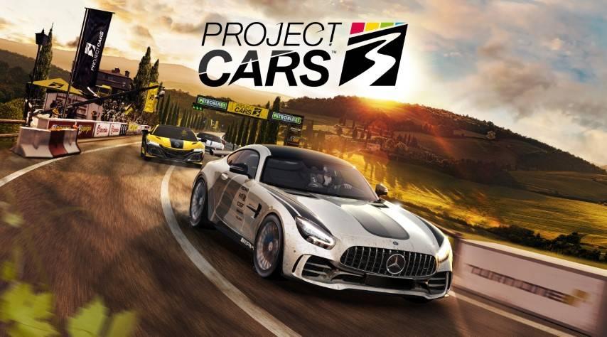 Project Cars 3 ha una data di lancio - IlVideogioco.com