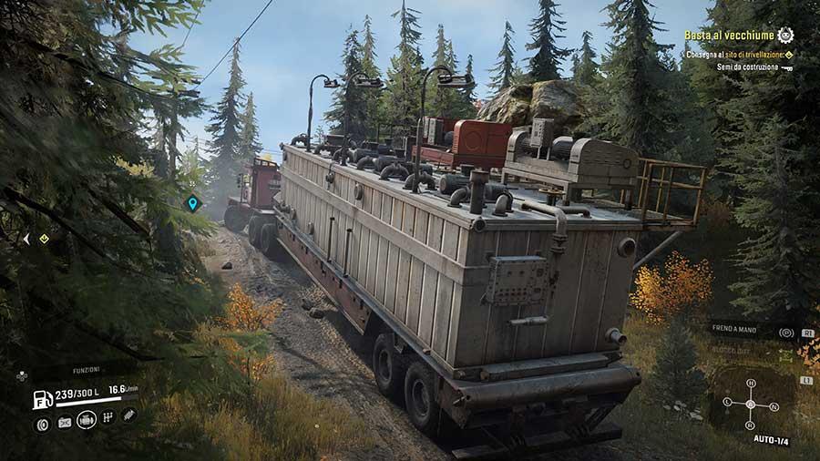 snowrunner immagini screenshot