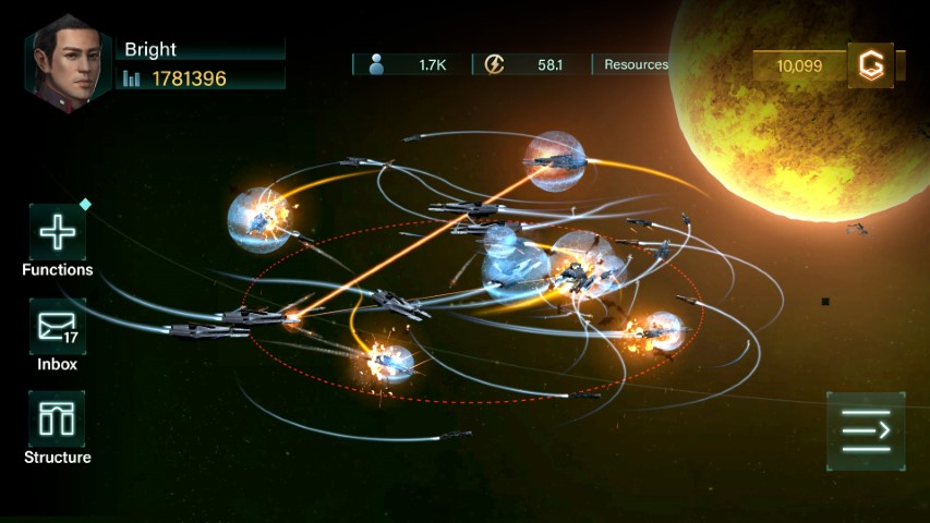 Stellaris: Galaxy Command disponibile per iOS e Android - IlVideogioco.com