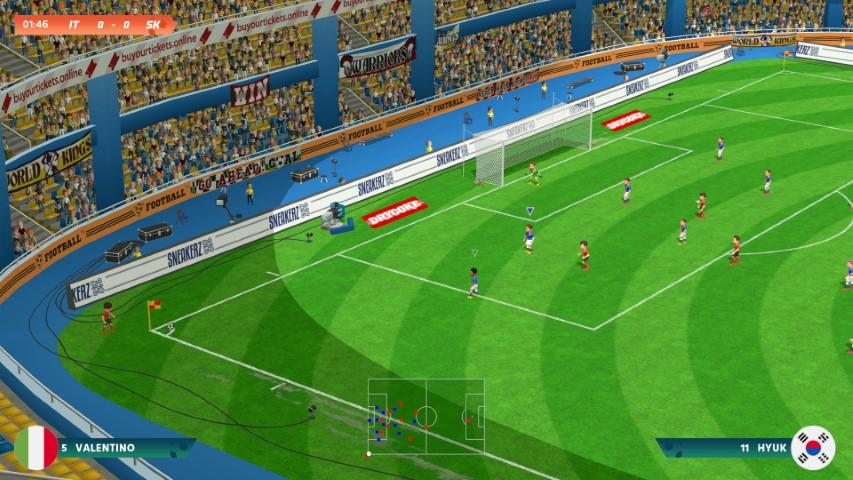 Super Soccer Blast, recensione PS4 - IlVideogioco.com