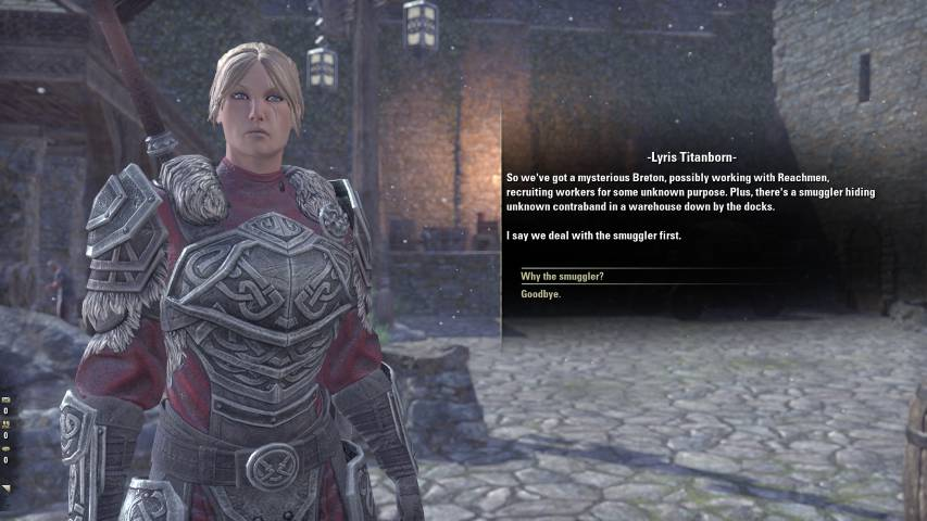 The Elder Scrolls Online Greymoor recensione