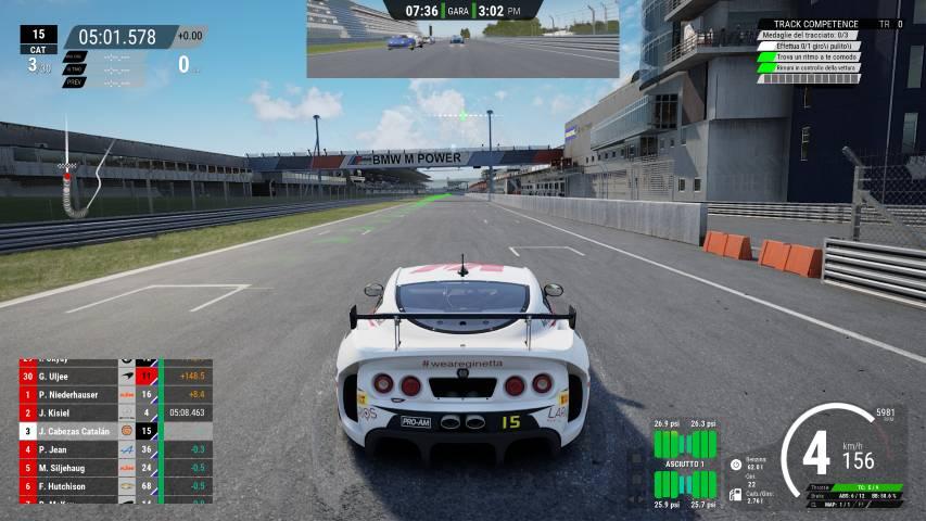 Assetto Corsa Competizione GTA 4 Pack