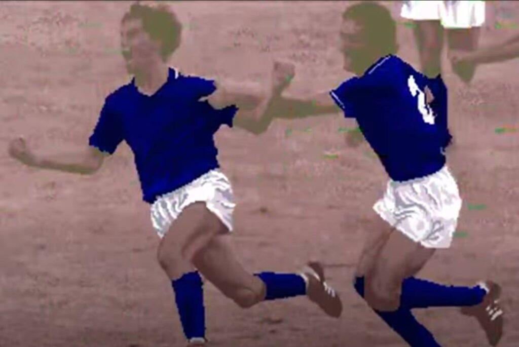 Football Champ e l'omaggio a Tardelli