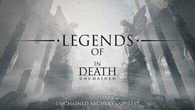 Legends of In Death: Unchained