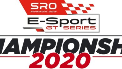 Sro Esport GT Series 2020