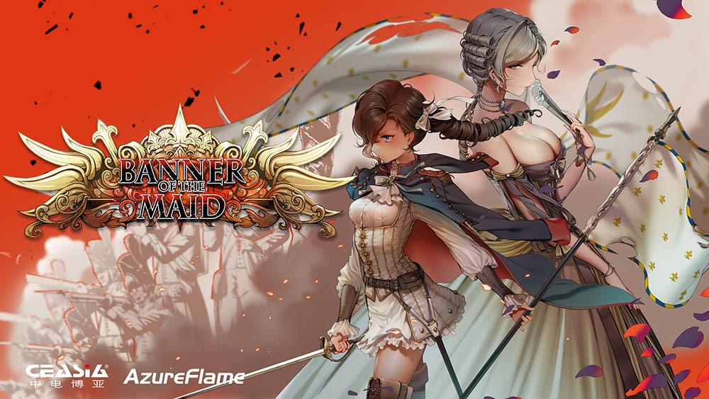 Banner of the Maid si mostra in un nuovo trailer gameplay - IlVideogioco.com