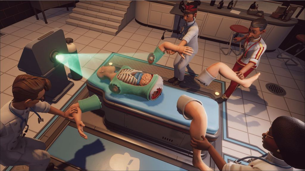 Surgeon Simulator 2