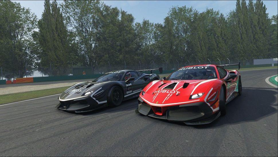 Ferrari Hublot Esports Series, al via le iscrizioni - IlVideogioco.com
