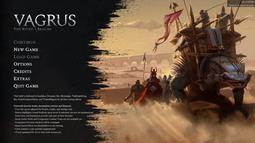 Vagrus, Anteprima early access - IlVideogioco.com
