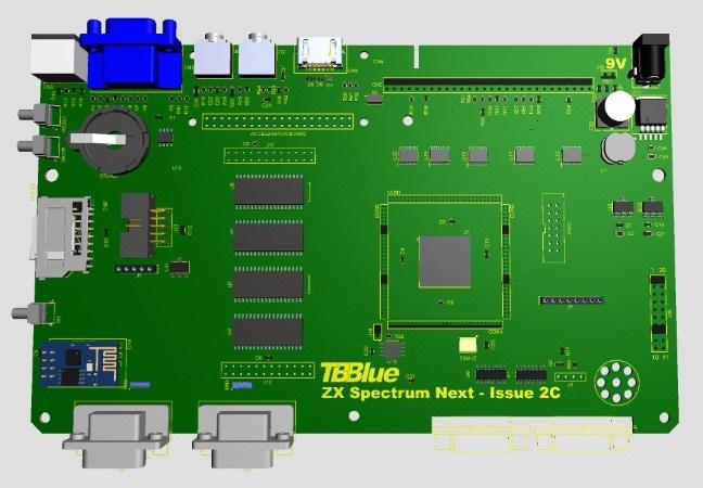ZX Spectrum Next Issue 2