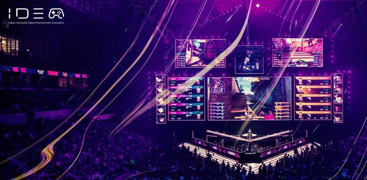 Round One, IIDEA presenta il nuovo rapporto annuale sugli esports