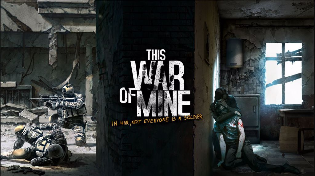 Game to Human, This War of Mine arriva nelle scuole polacche