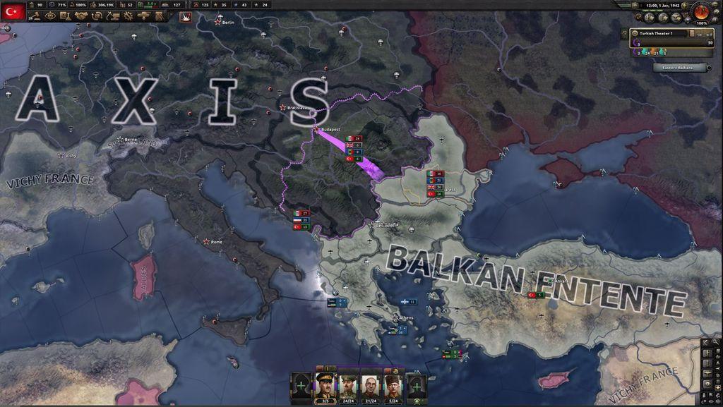Hearts of Iron IV, annunciata l'espansione Battle for the Bosporus