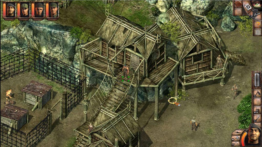 Commandos 2 e Praetorians – HD Remaster
