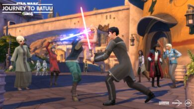 The Sims 4 Star Wars: Viaggio a Batuu