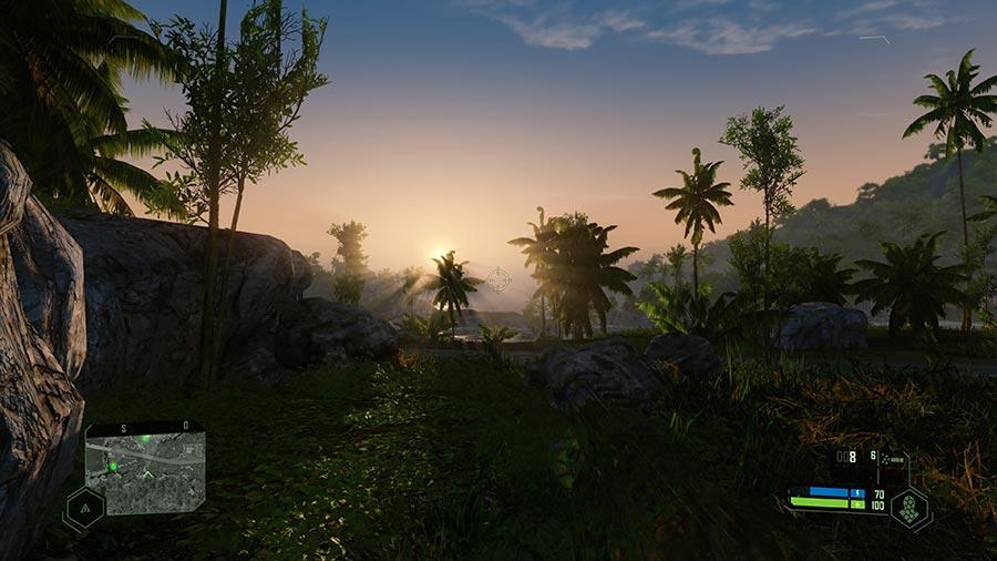 Crysis Remastered immagini screenshot