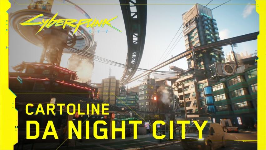 Cyberpunk 2077, torna a mostrarsi al Night City Wire - IlVideogioco.com