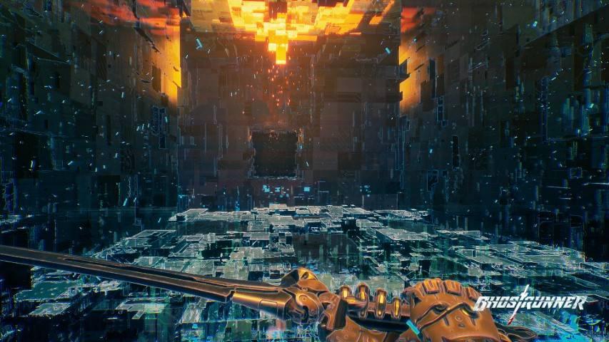 Ghostrunner, affila la sua lama per il debutto a fine ottobre - IlVideogioco.com