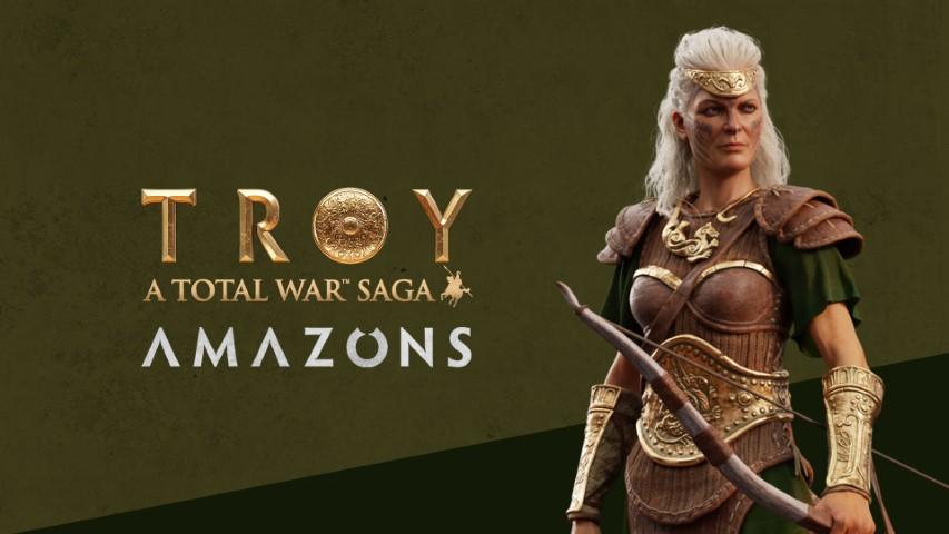 A Total War Saga: Troy, Amazons gratuito fino all'8 ottobre - IlVideogioco.com