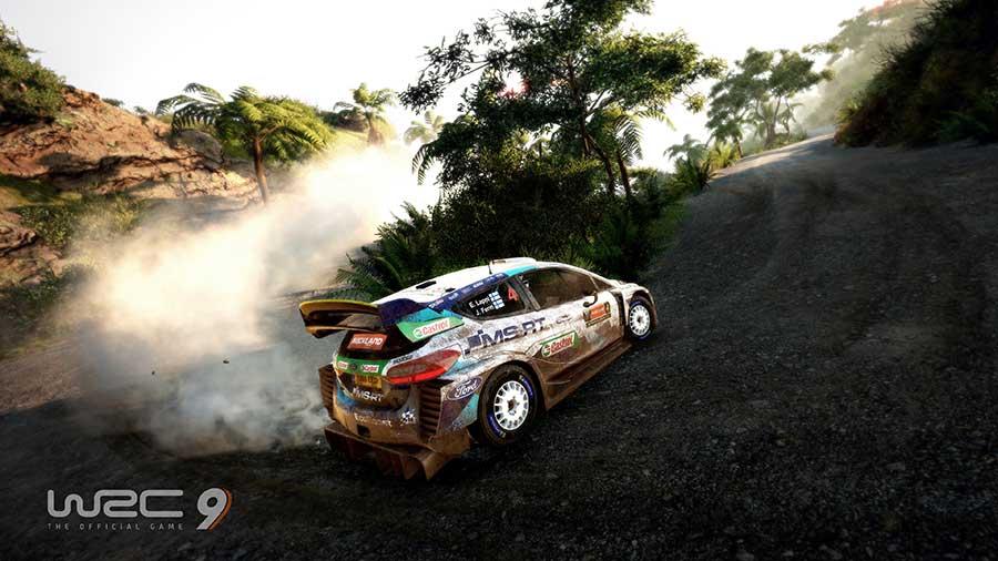 WRC9 recensione ps4