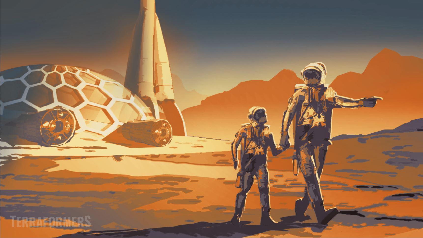 Terraformers, annunciata la partnership con Goblinz Studio