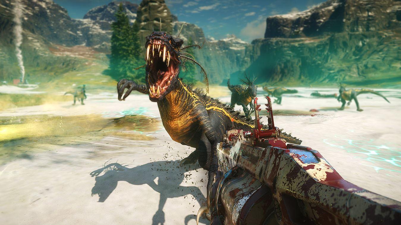 Second Extinction debutta su Steam in accesso anticipato