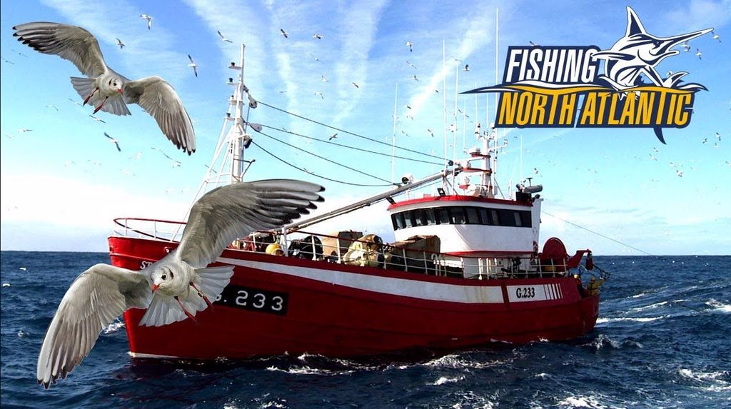 Fishing: North Atlantic, al via le battute di pesca su Pc e console