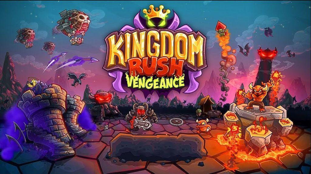 Kingdom Rush Vengeance esordisce su Steam - IlVideogioco.com