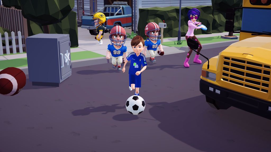Soccer Adventures