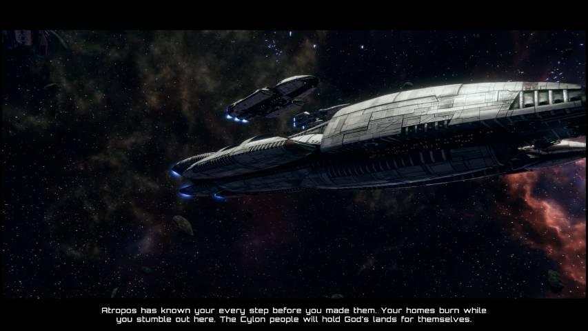 Battlestar Galactica Deadlock: Armistice, Recensione - IlVideogioco.com