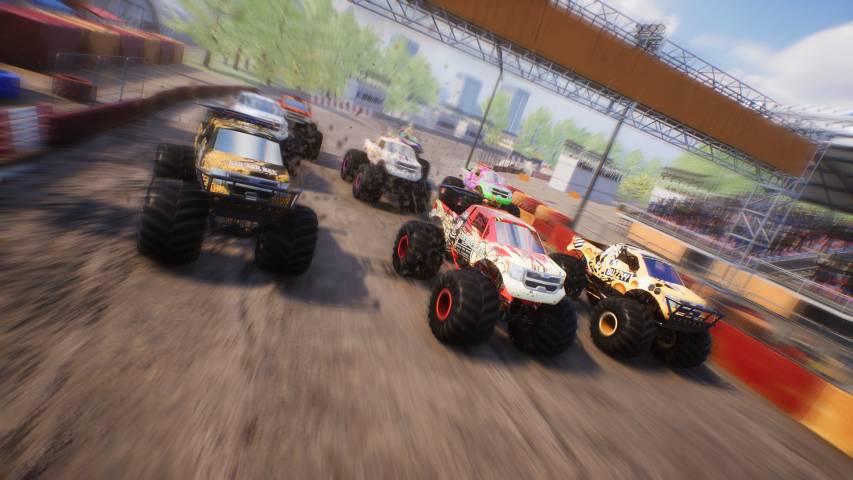 Monster Truck Championship romba su Pc, PS4 e Xbox One - IlVideogioco.com