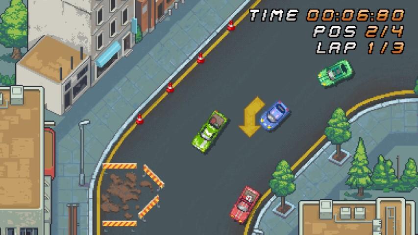 Super Arcade Racing esordisce su Switch - IlVideogioco.com
