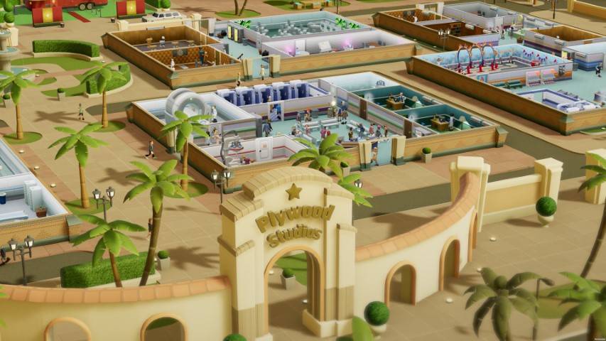 Two Point Hospital: Shock Culturale