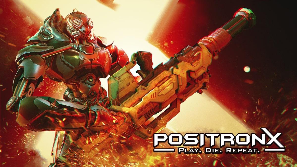PositronX, disponibile tra pochi giorni - IlVideogioco.com