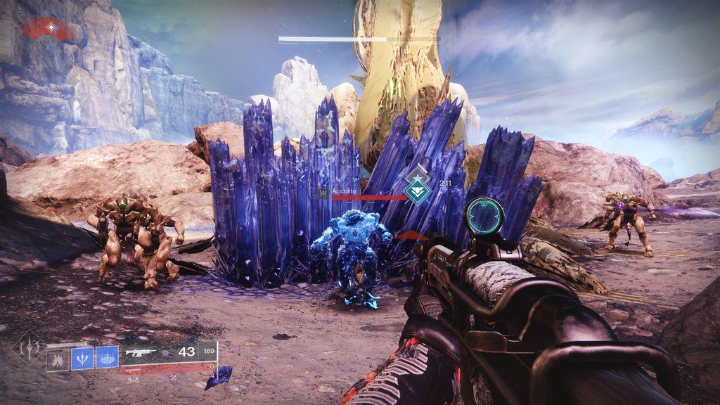 Destiny 2: Oltre la Luce