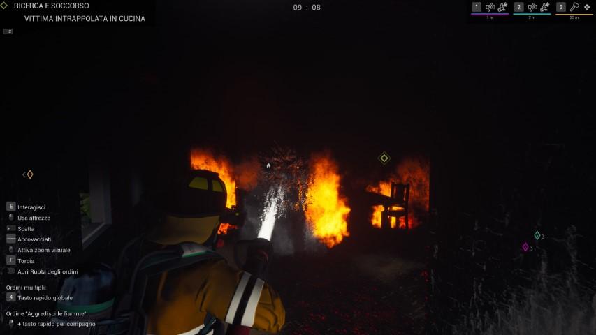 Firefighting Simulator – The Squad