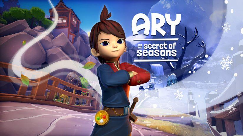 Ary e il segreto delle stagioni debutta su Stadia - IlVideogioco.com