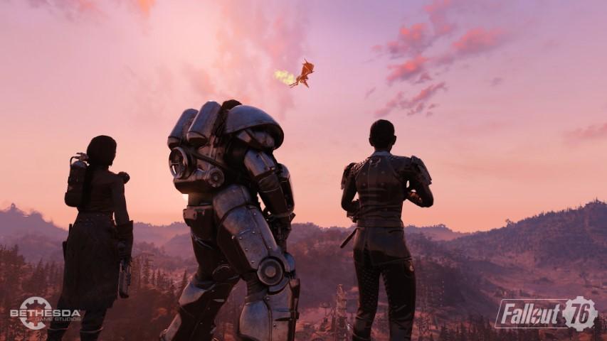 Fallout 76, Alba d'acciaio arriva l'1 dicembre - IlVideogioco.com