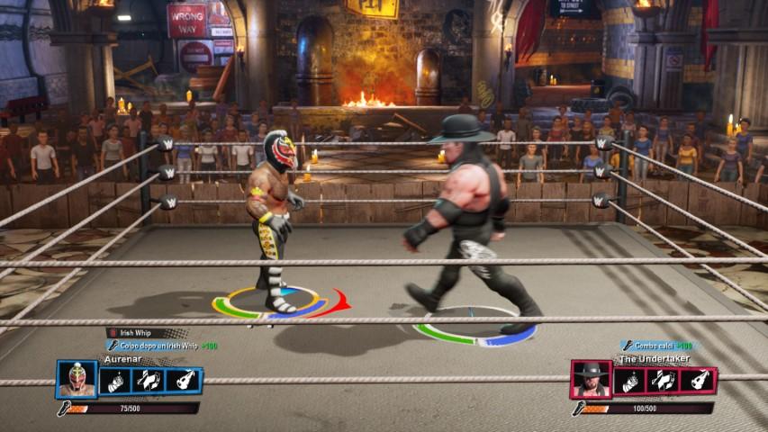 WWE 2K Battleground