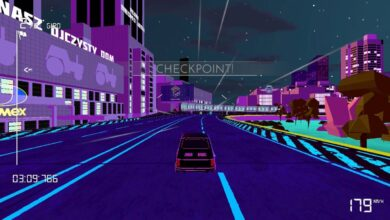 Electro Ride: The Neon Racing