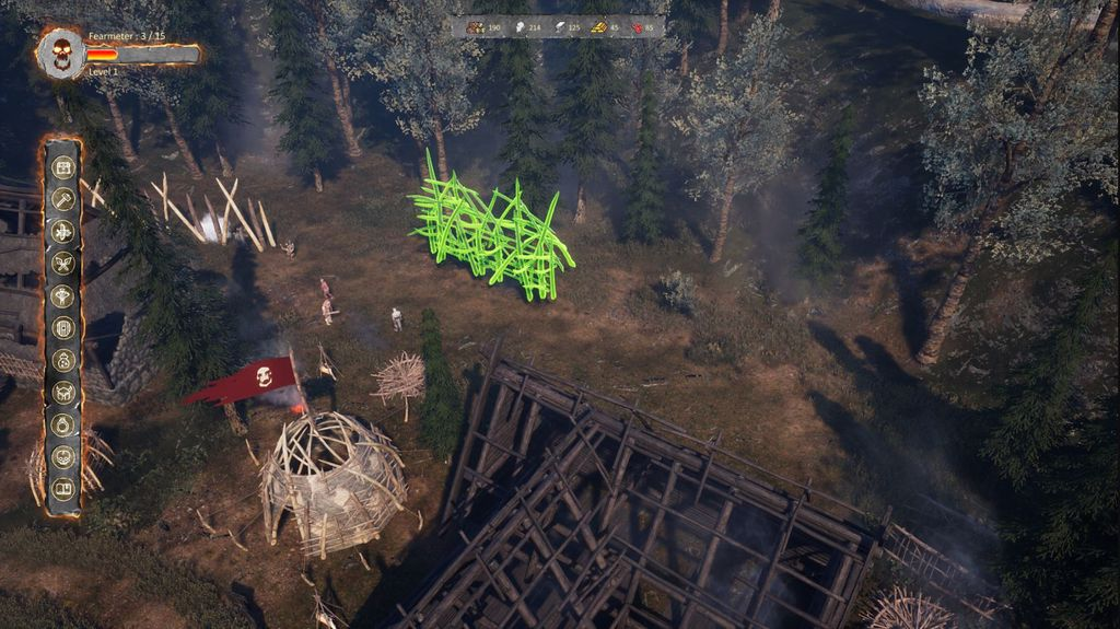 Orc Warchief: Strategy City Builder