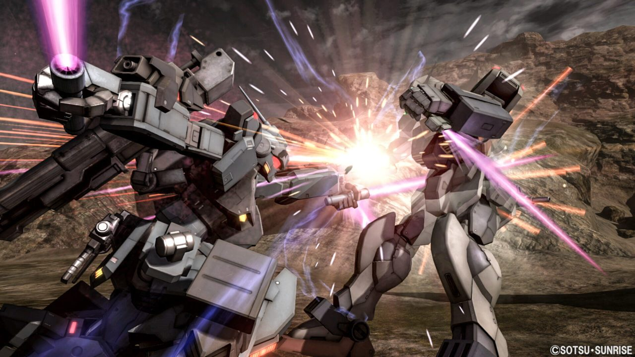 Mobile Suite Gundam Battle Operation 2