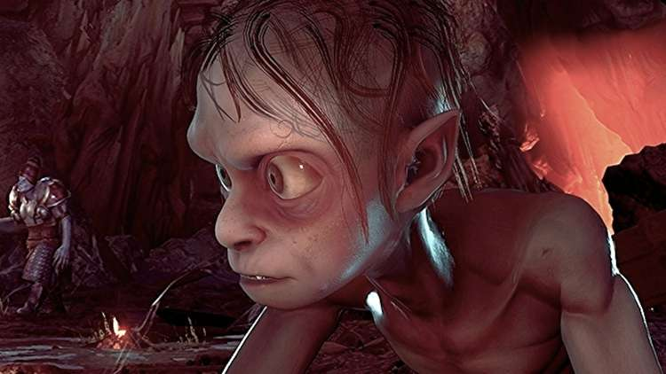 The Lord of the Rings: Gollum
