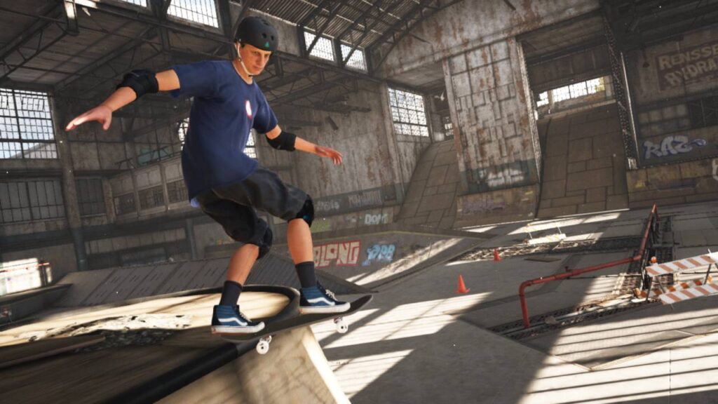 Tony Hawk's Pro Skater 1 e 2