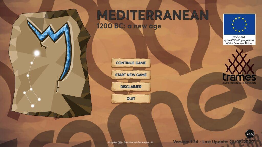 Mediterranean 1200 BC: a new age