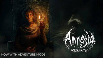 Amnesia: Rebirth modalità avventura