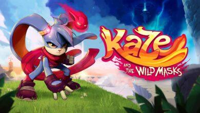Kaze and the Wild Mask