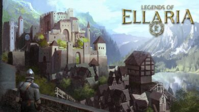 Legends of Ellaria